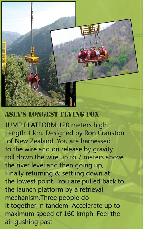 Flying Fox n Rishikesh